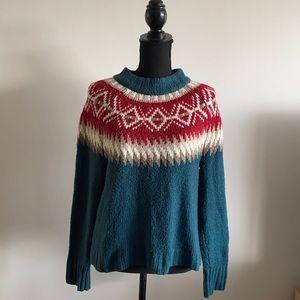 American Eagle Cozy Sweater Pullover Medium